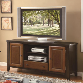 Chester Espresso/ Light Cherry Tv Console