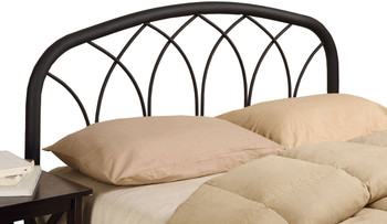 Emory Black F/Q Headboard