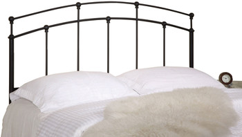 Graff Black F/Q Headboard