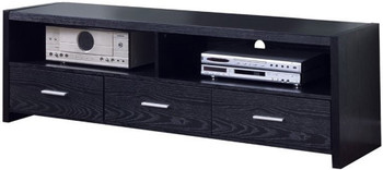 Grove Black TV Stand