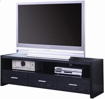 Grove Black TV Stand