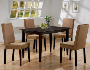 Rudy Cappuccino Dining Table