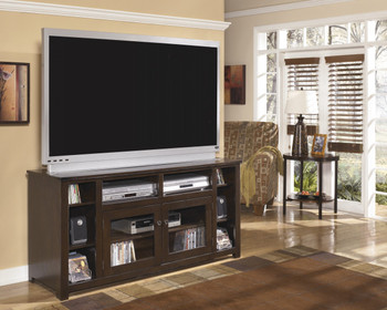 "Marion Dark Brown 60"" TV Stand"