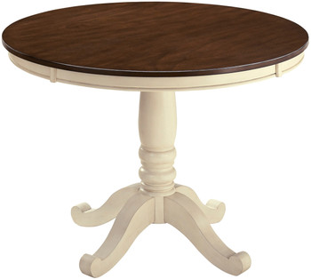 """Leana 42"""" Wide Round Dining Table"""