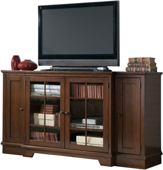 """Hodgenville Rustic Brown 72"""" XL TV Stand"""