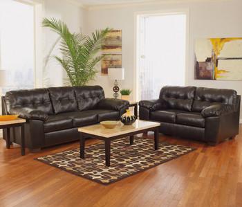 AVANT Dark Chocolate Livingroom Set