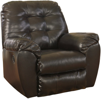 Avant Dark Chocolate Rocker Recliner