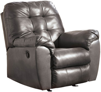 Avant Gray Rocker Recliner