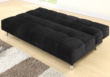 Paulo Black Sofa Bed