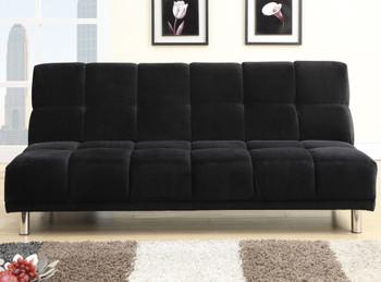 Paulo Black Sofa Bed