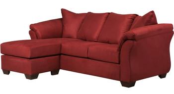"EDELINE Spice 89"" Wide Sofa Chaise"