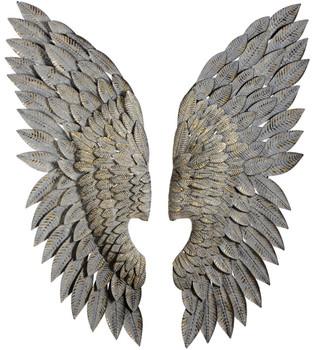 Carter Angel Wings Wall Decor