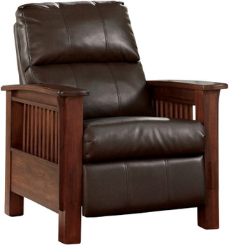 Alrick Bark High Leg Recliner