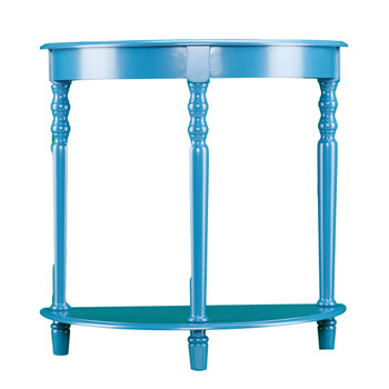 Nero Blue Accent Table
