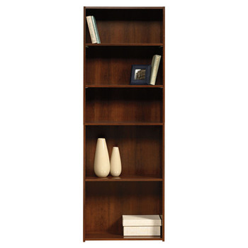 Origins Cherry 5 Shelf Bookcase