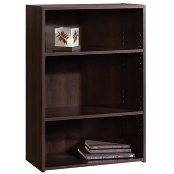Origins Espresso 3 Shelf Bookcase