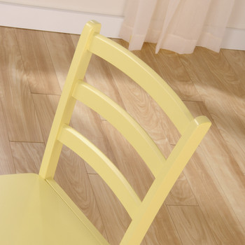 Cottage Lane Melon Ladder Chair