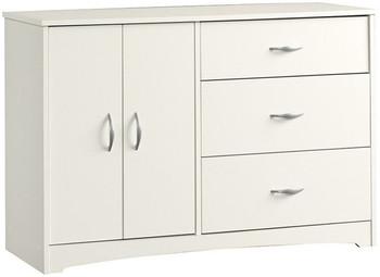 Origins White Dresser