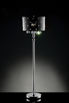 "Abigail 59"" High Floor Lamp"