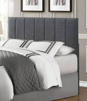 Grayson Gray Queen/Full Headboard