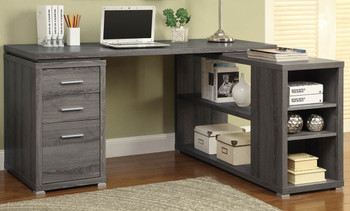 Moderna Gray Desk