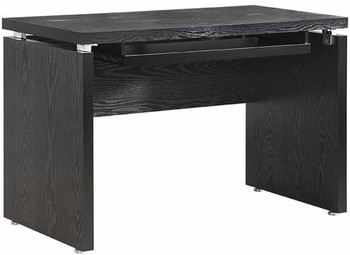 FINA 47'' Wide Black Computer Desk