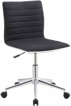 Klint Black Office Chair