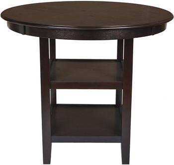 LABONZ Espresso 5 Piece Counter Height Set