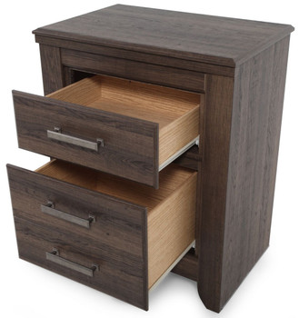 Hacienda Aged Night Stand