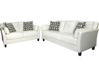 Rouge White Livingroom