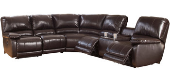 Brigada Powered Sectional