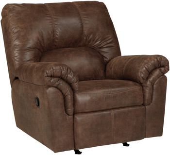 Bronco Coffee Rocker Recliner