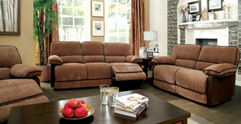 Touchback Mocha Recliner Chair