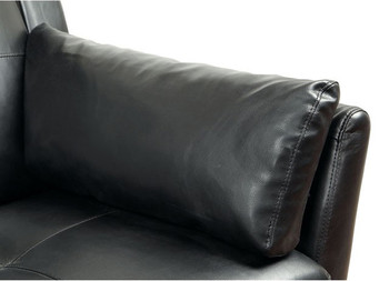 Cendre Black Sectional