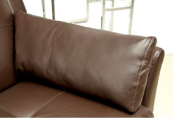Cendre Brown Sectional