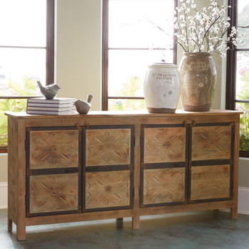 Estanza Oversized Accent Cabinet