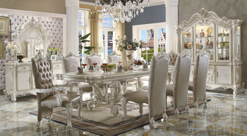 Chapelhill White Dining Table