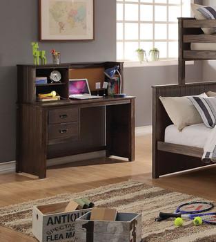 DELANIE 50'' Wide Desk & Hutch