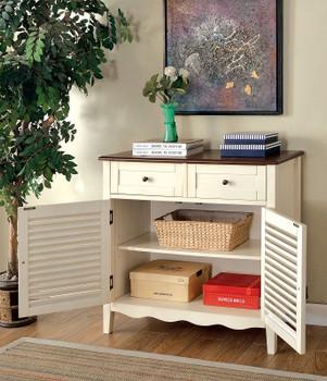 Clove White Cabinet