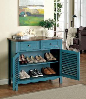 Clove Blue Cabinet