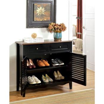 Clove Black Cabinet