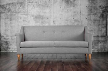 Asmara Light Gray Sofa