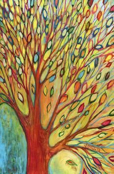 Elisha Tree Colors Wall Art