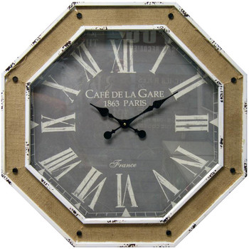 Oldbury Gray Wall Clock