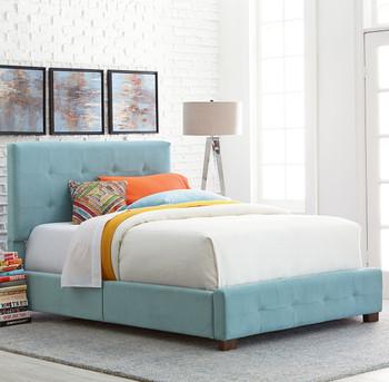 Novell Aqua Platform Bed