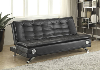 Eddie Sofa Bed With Blue Tooth & Power Outlet