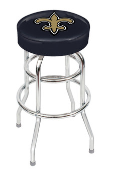 New Orleans Saints Swivel Barstool