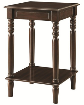 Sasha Cherry End Table