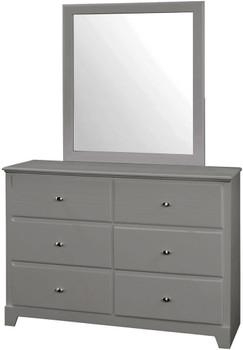 Aldo Clay Dresser & Mirror