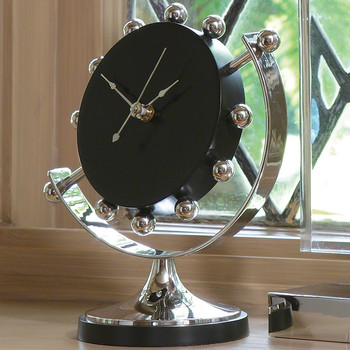Pivot Tabletop Clock